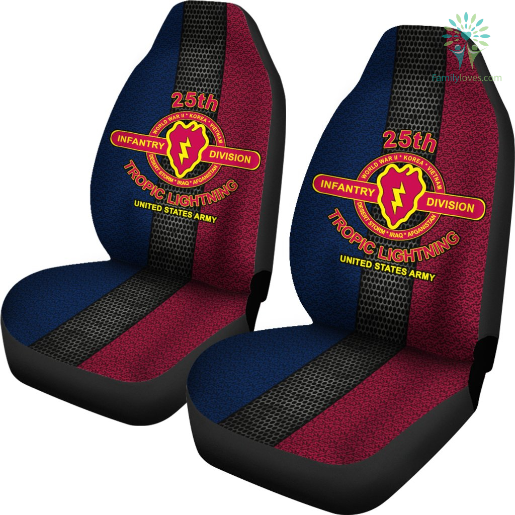 25th-infantry-division_d0216992-60c5-fbfa-1368-68d683ba5772 25th Infantry Division tropic lightning United States Army Car Seat Covers  %tag