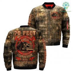 70 Feet And 40 Tons Makes A Hell Of A Suppository... over print jacket %tag familyloves.com