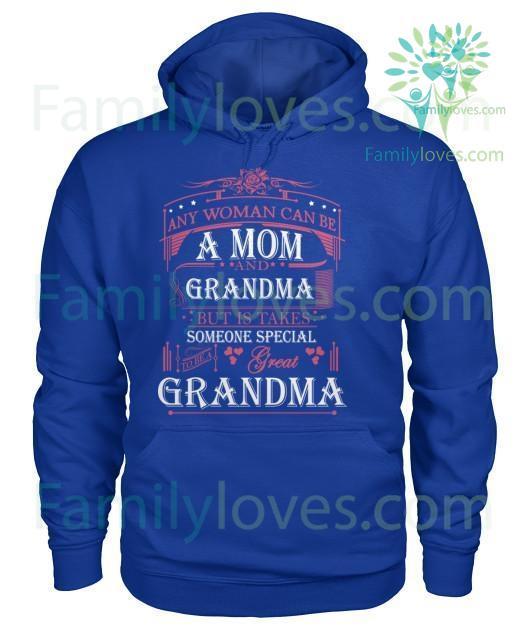 a-great-grandma_28104d16-cdd9-cda3-9f25-d6dbbfb14374 A GREAT GRANDMA T-Shirts  %tag
