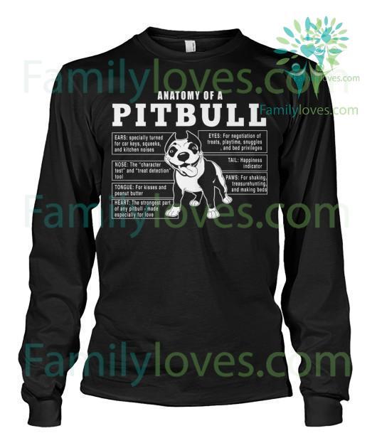 anatomy-of-a_0dcc6cbe-74af-52f6-efad-5f71d316d0ab Anatomy Of A Pitbull Dog Tshirt  %tag