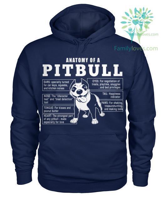 anatomy-of-a_e054ce4a-2c7e-155e-a472-539a5cee719e Anatomy Of A Pitbull Dog Tshirt  %tag