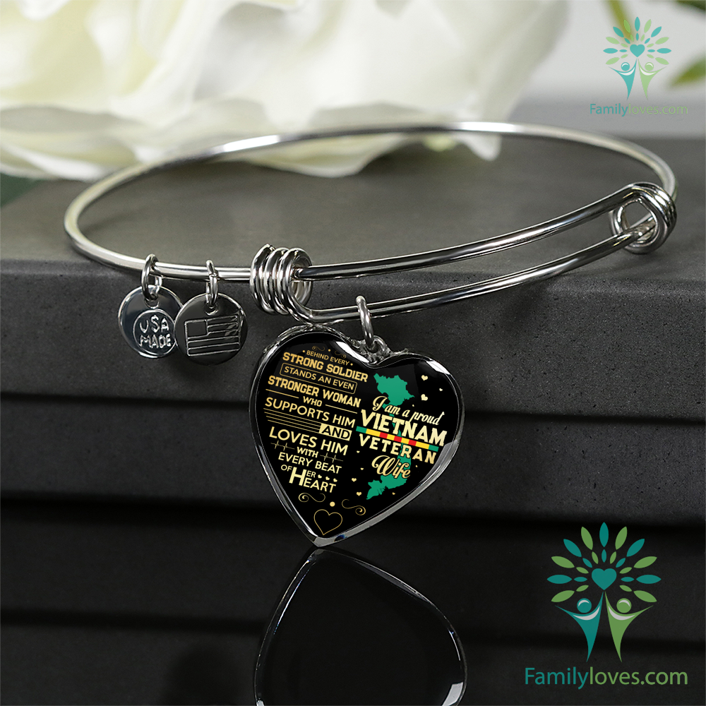 behind-every-strong_cf615231-dabd-b3ad-cdcc-8c1137c623d5 behind every strong soldier stands an even strong woman... Necklaces & Bangles  %tag