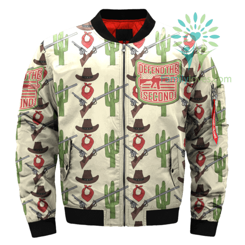 defend-the-second_4be24aa9-9944-e17b-3fb4-6497cfd990f5 DEFEND THE SECOND over print Bomber jacket  %tag
