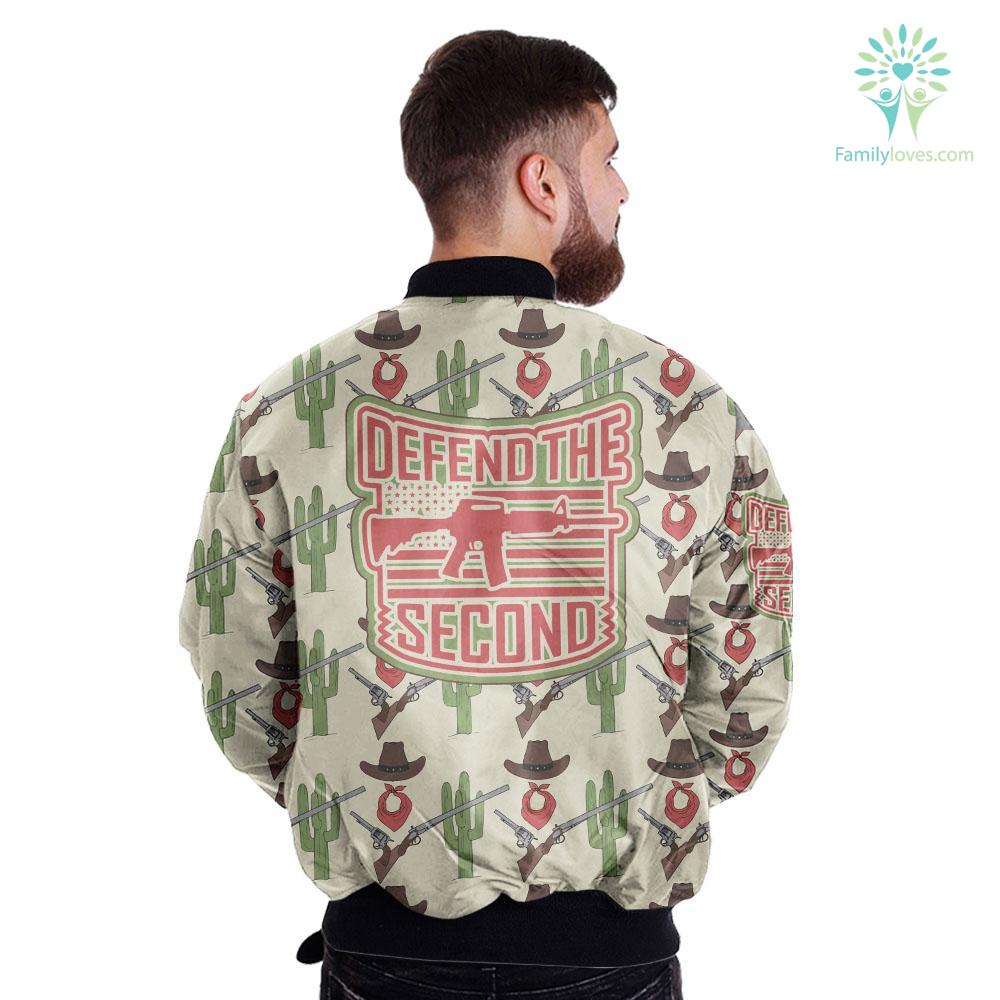 defend-the-second_5bc9ed98-160e-0efd-d6cc-877d6d23364b DEFEND THE SECOND over print Bomber jacket  %tag