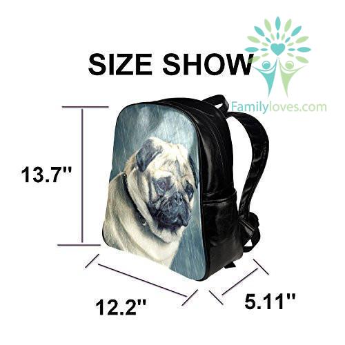 dreamcatcher-owls-pu_7666a742-3176-e887-7481-1f79d452b8f6 Dreamcatcher Owls PU Leather Custom Backpack School Tavel Daypack Bag  %tag