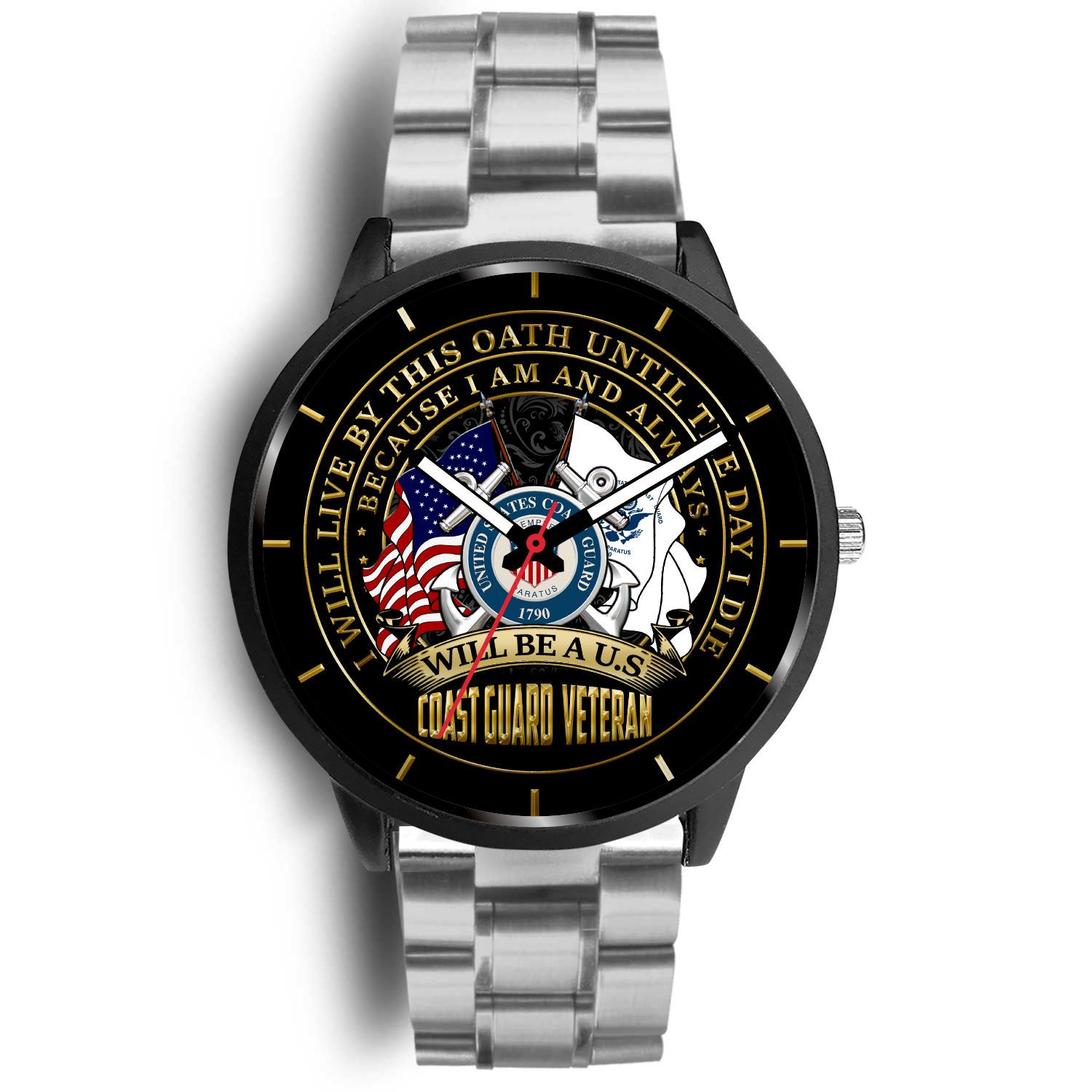 i-will-live_06e8d216-8bab-0352-eaf5-6d0bde3acbf7 I WILL LIVE BY THIS OATH UNTIL THE DAY I DIE BECAUSE I AM AND ALWAYS WILL BE A U.S COAST GUARD VETERAN WATCH  %tag