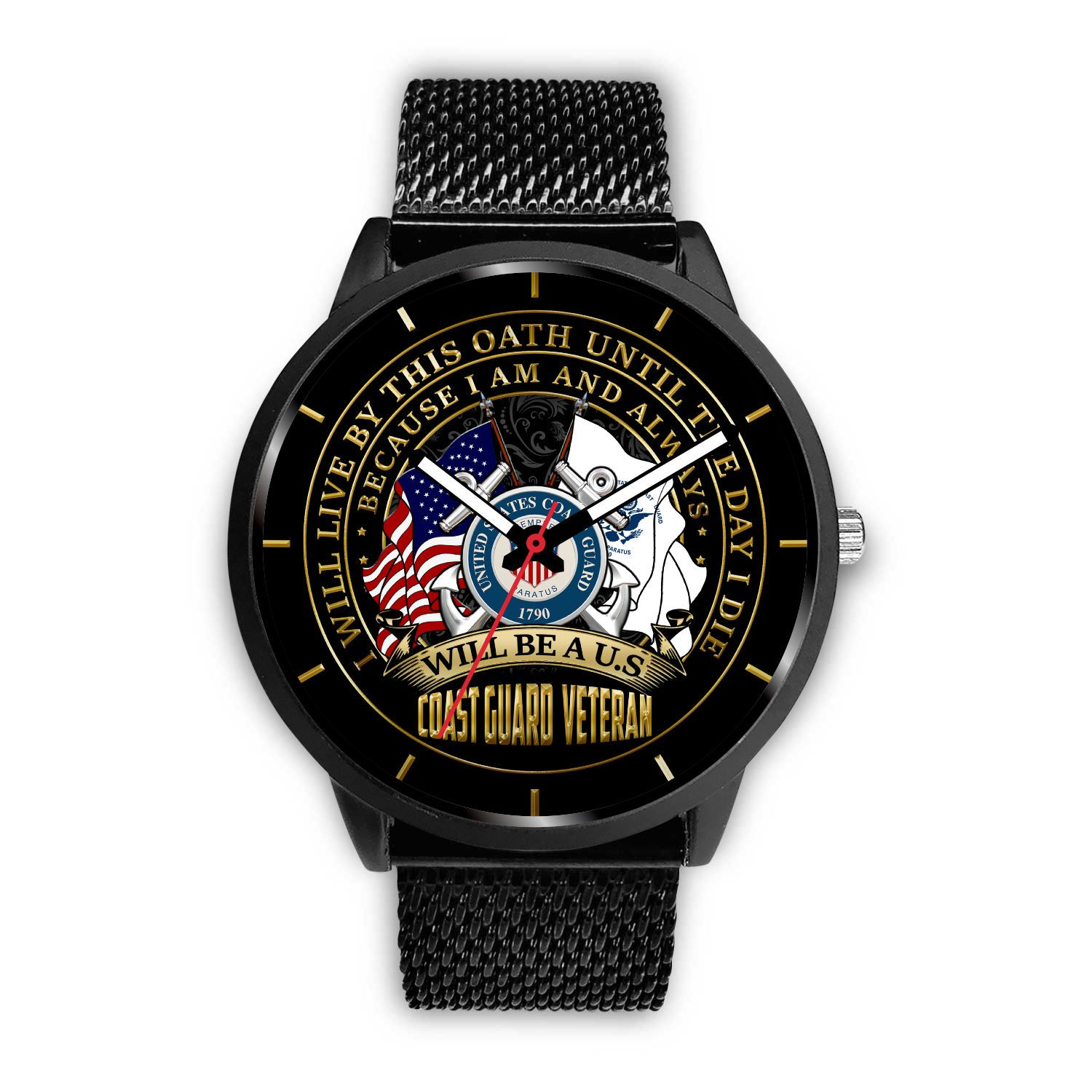 i-will-live_22790a67-1bb7-e98a-10ac-34f11d5b4622 I WILL LIVE BY THIS OATH UNTIL THE DAY I DIE BECAUSE I AM AND ALWAYS WILL BE A U.S COAST GUARD VETERAN WATCH  %tag