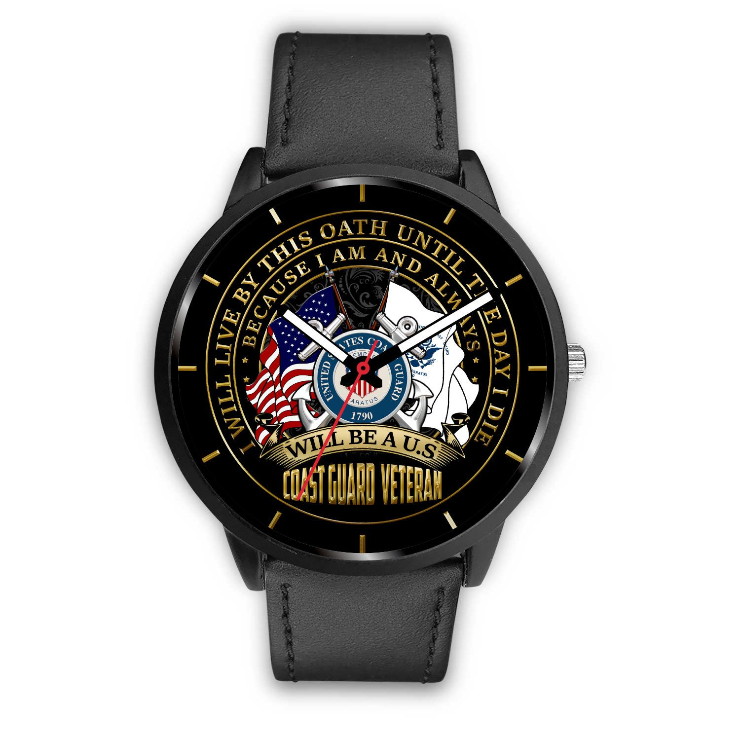 i-will-live_35ebe3be-c89c-9879-6186-4a7c43bd69f0 I WILL LIVE BY THIS OATH UNTIL THE DAY I DIE BECAUSE I AM AND ALWAYS WILL BE A U.S COAST GUARD VETERAN WATCH  %tag