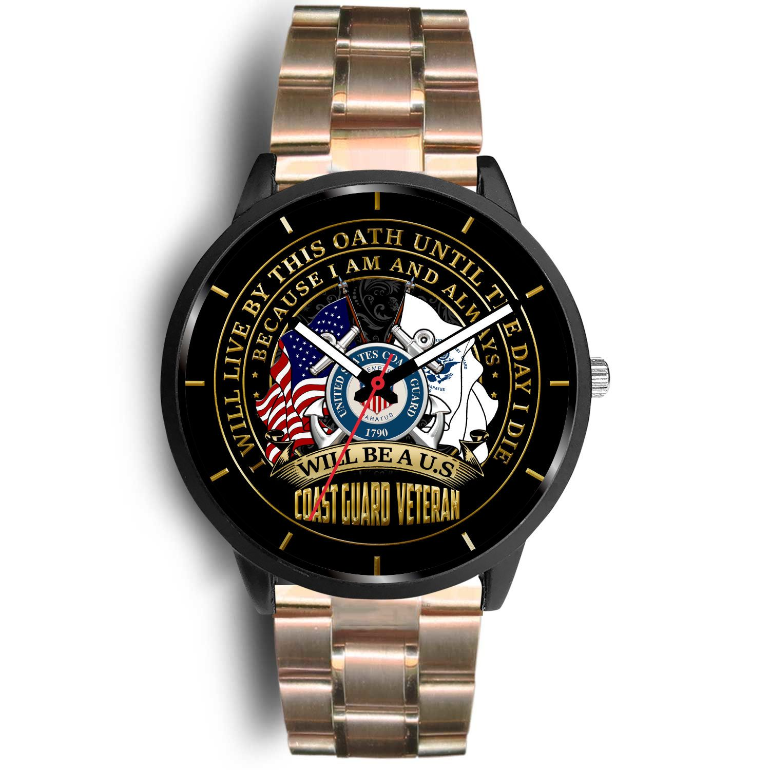 i-will-live_546430f0-bf14-11d7-40b0-647c1fcc55f1 I WILL LIVE BY THIS OATH UNTIL THE DAY I DIE BECAUSE I AM AND ALWAYS WILL BE A U.S COAST GUARD VETERAN WATCH  %tag