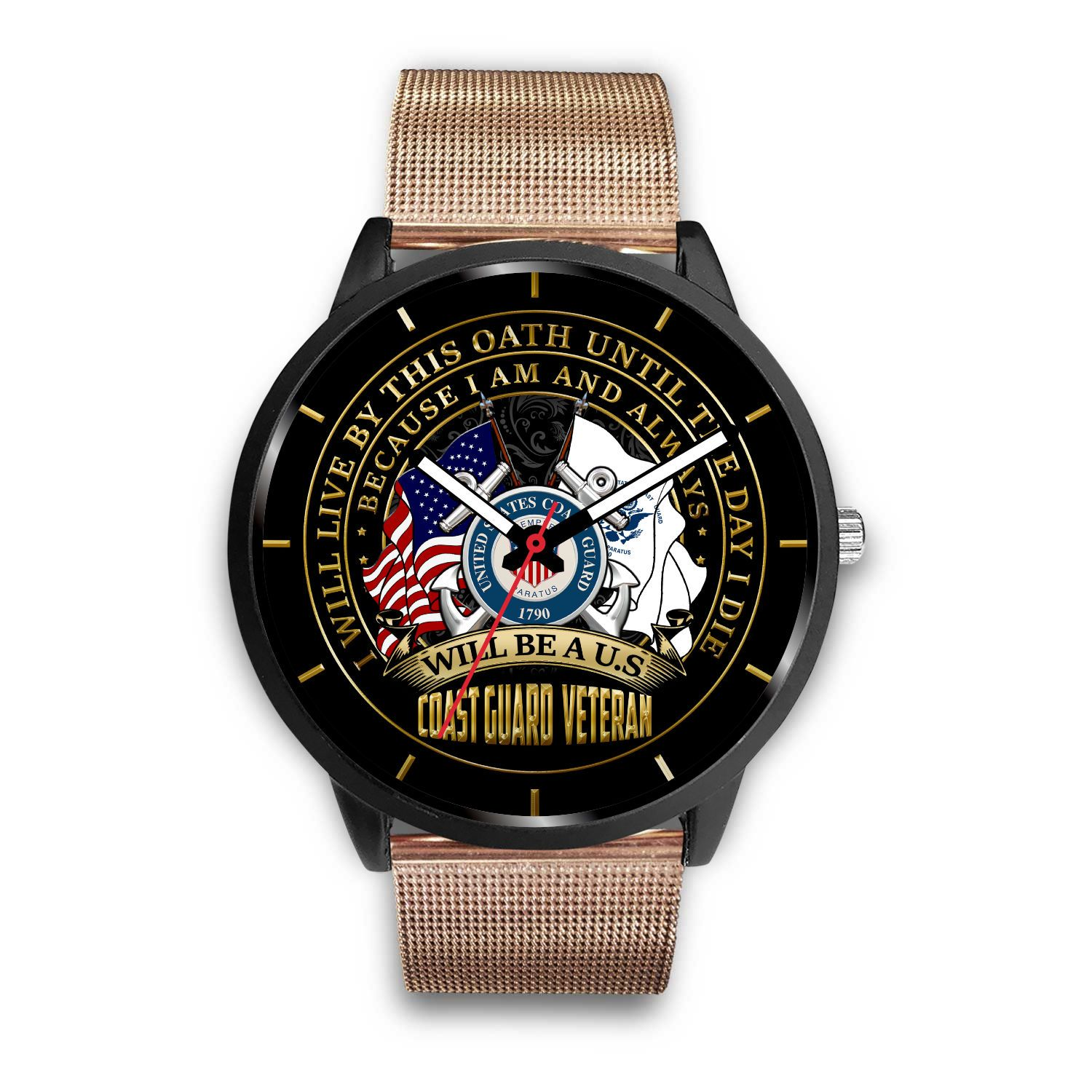 i-will-live_a8eac796-6a6b-cf62-a4c1-3f3185f6bc19 I WILL LIVE BY THIS OATH UNTIL THE DAY I DIE BECAUSE I AM AND ALWAYS WILL BE A U.S COAST GUARD VETERAN WATCH  %tag