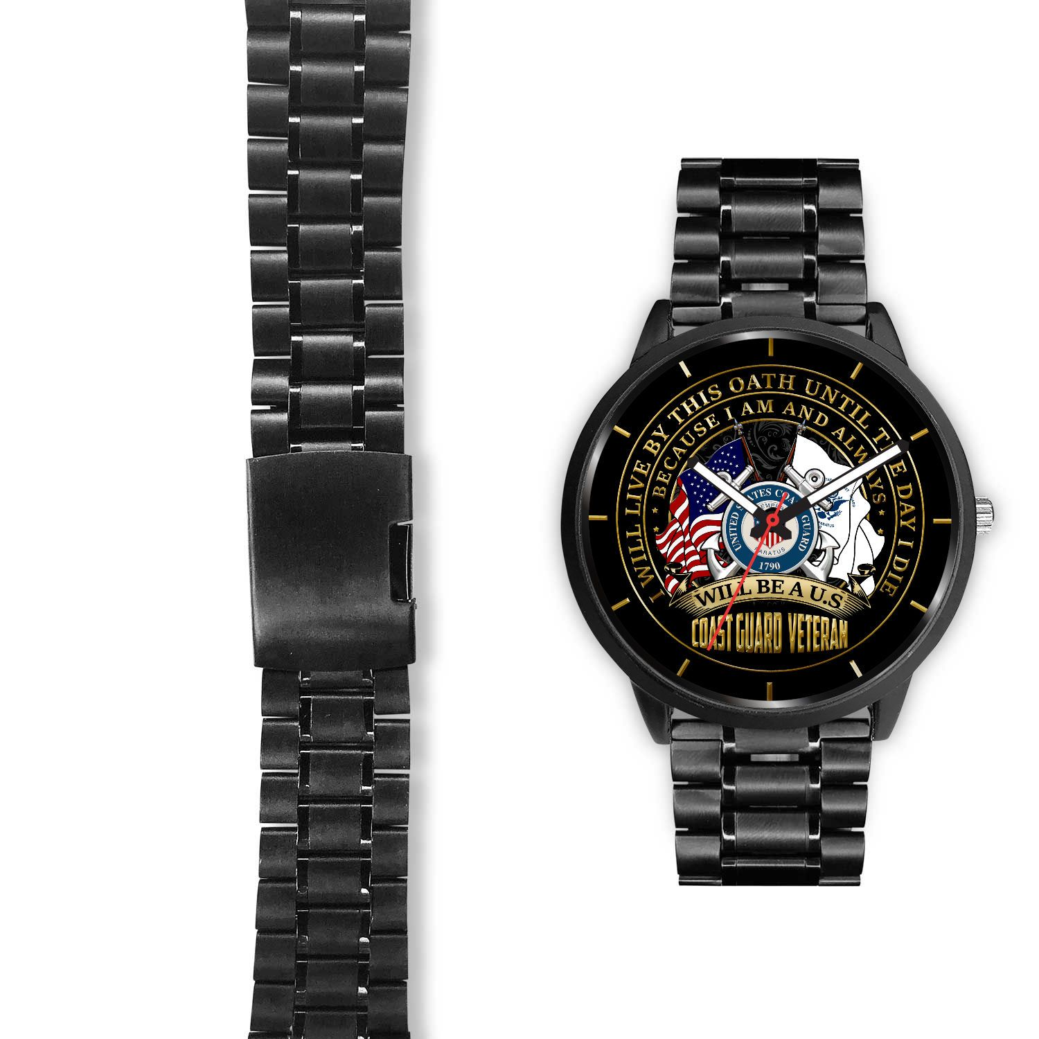 i-will-live_e5f001c3-0a19-802e-d909-55a54b430b2f I WILL LIVE BY THIS OATH UNTIL THE DAY I DIE BECAUSE I AM AND ALWAYS WILL BE A U.S COAST GUARD VETERAN WATCH  %tag