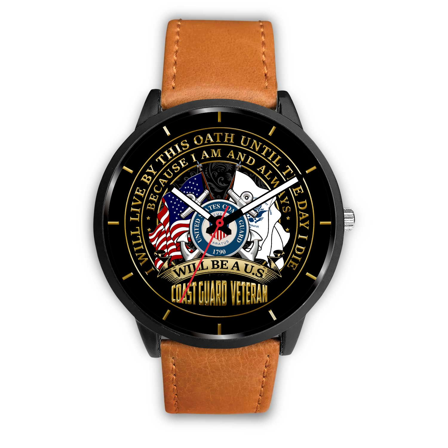 i-will-live_ef088a55-dbcb-7f46-f7d9-43b452038cec I WILL LIVE BY THIS OATH UNTIL THE DAY I DIE BECAUSE I AM AND ALWAYS WILL BE A U.S COAST GUARD VETERAN WATCH  %tag