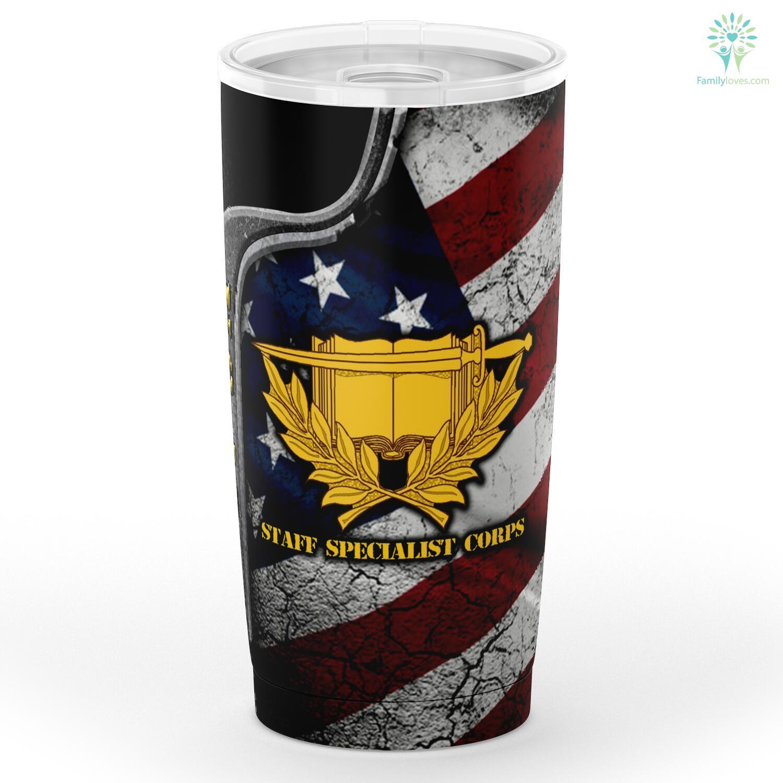 I Am A Veteran My Oath Never Expires 20oz Travel Tumbler Mug w//Lid Military Gift